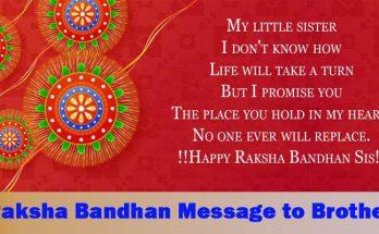 Raksha Bandhan Message to Brother-Raksha Bandhan Message to Brother | Rakhi message to brother