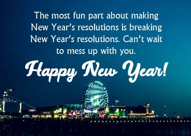 Happy New year Message in All language