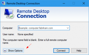 How to control Another Computer in Windows 10 without other Tools ?