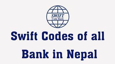 Useful Swift Codes all Banks in Nepal