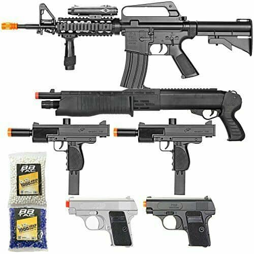 Airsoft Guns Best Guns in Cod for the Game