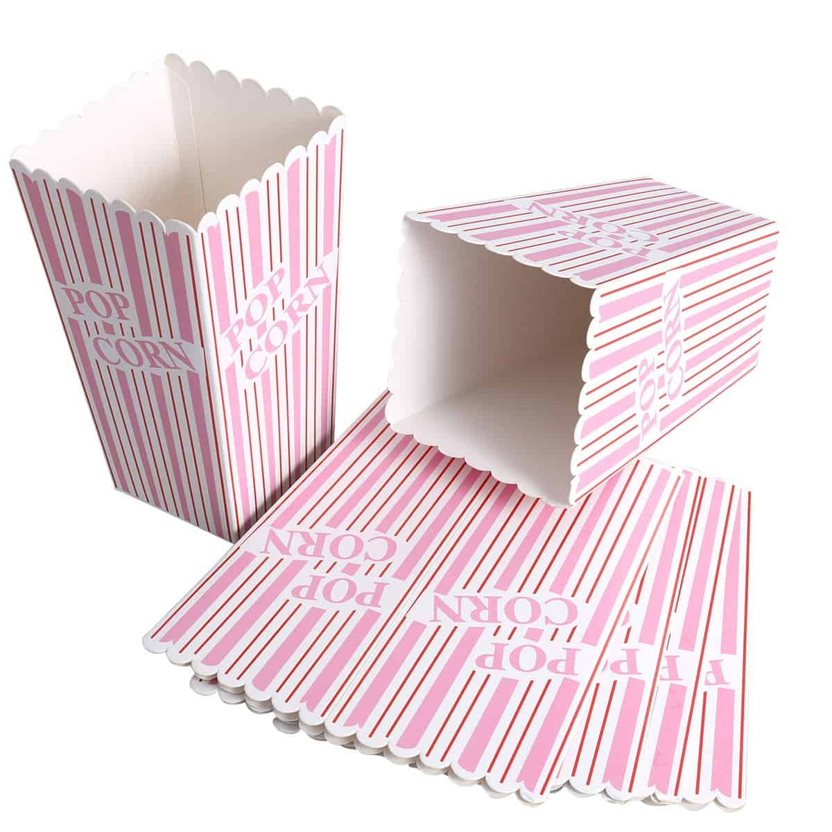 Custom Popcorn Packaging Boxes for Making your Organic Popcorn