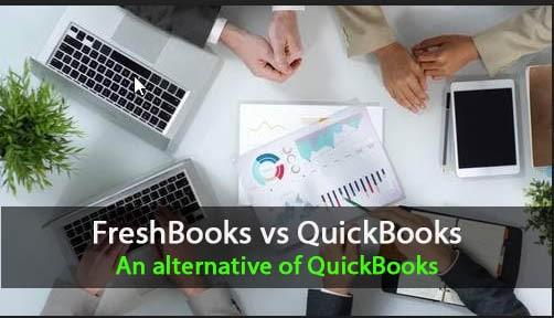 Freshbooks vs Quickbooks An alternative of QuickBooks