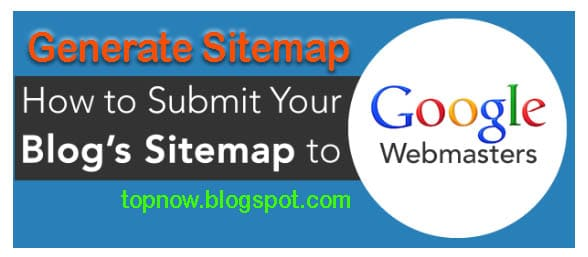 Adding Sitemap in blogger blog Easily with simple Codes
