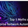 Top 5 Myths about Enterprise Network Automation