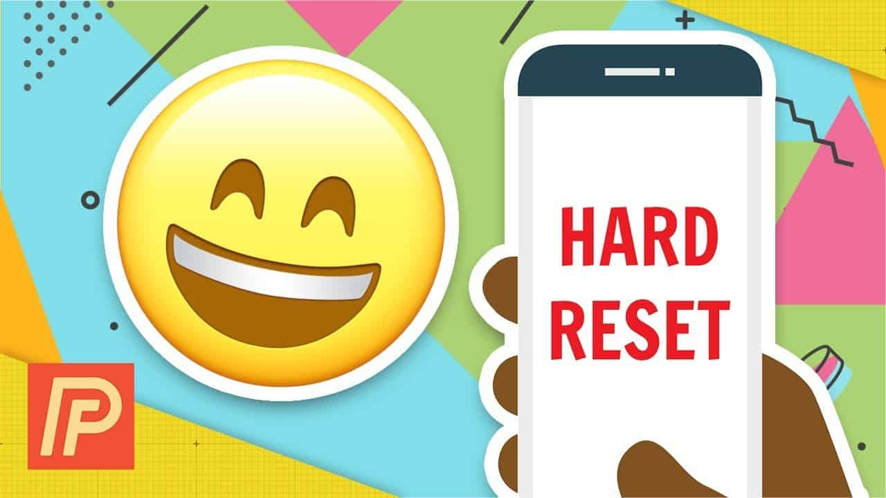 how to do hard and factory reset