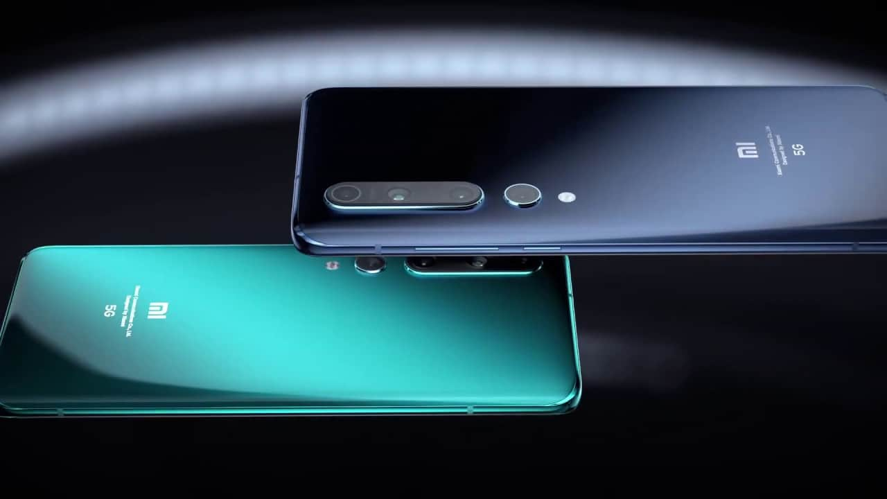 xiaomi mi 10 5g smartphone first