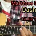 malshree dhun guitar tabs dashai