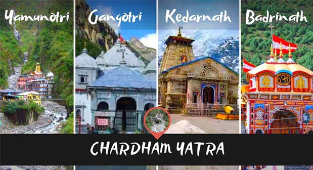 Complete Travel Guide to Char Dham 2021