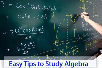 How to learn algebra Easy Tips to Study Algebra