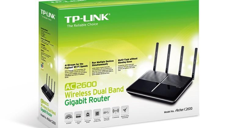Router Speeds AC1900 and ac 2600