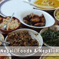 list of Nepali Foods and Nepali Recipes