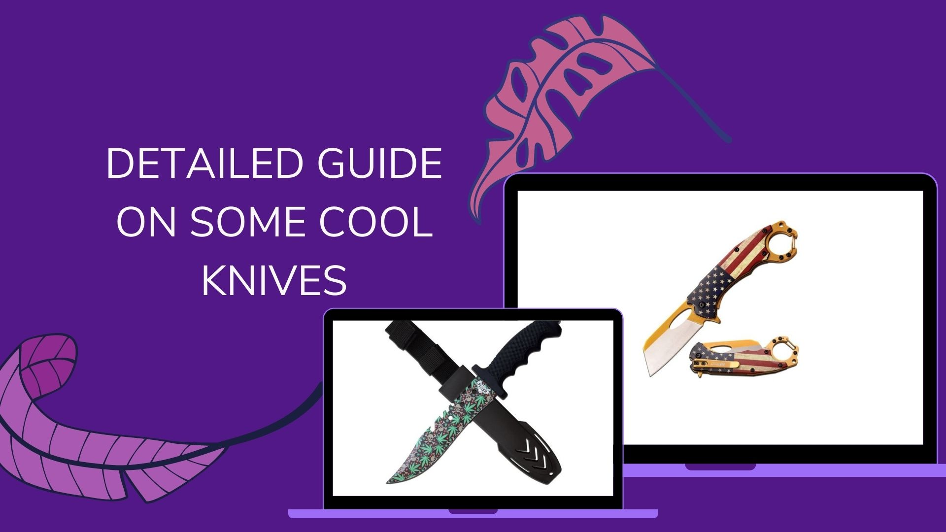 Cool Knives For Sale 1