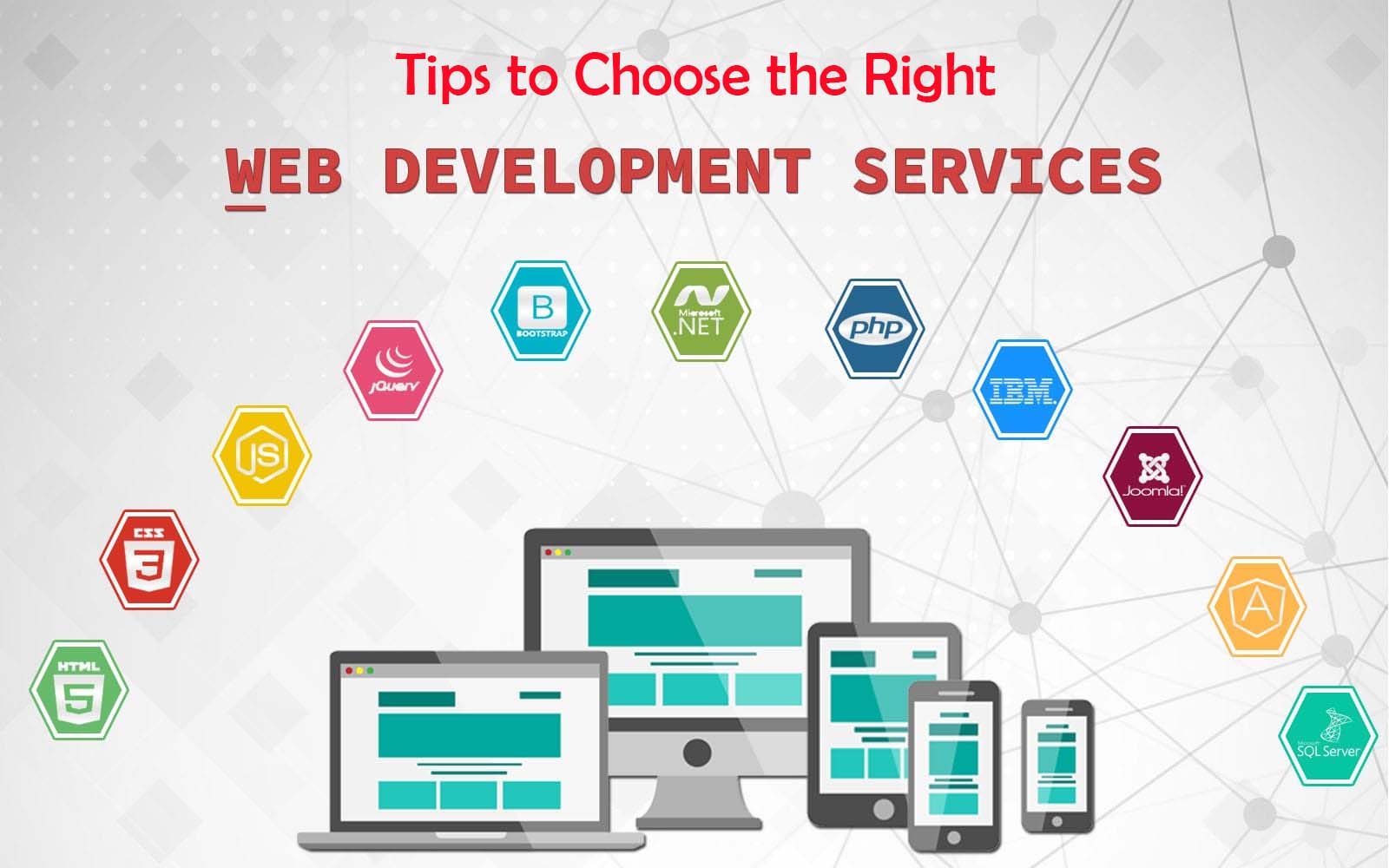 Tips to Choose the Right Website Development Services
