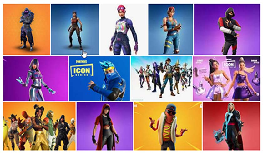 Top 6 Rarest Fortnite Skins and Items