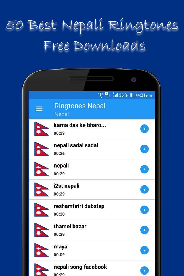 50 Best Nepali Ringtones Free Downloads
