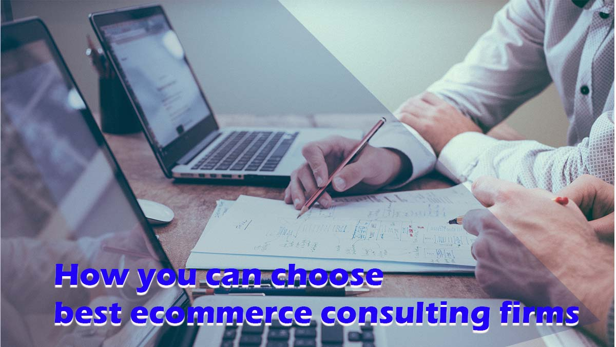 How you can choose the best ecommerce consulting firms