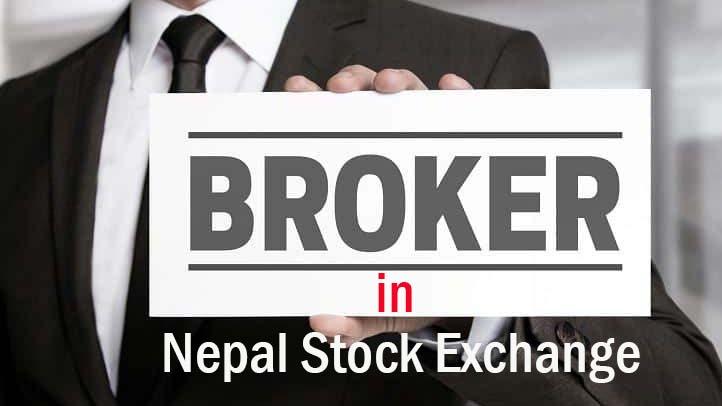 Share Brokers lists in Nepal Stock Exchange