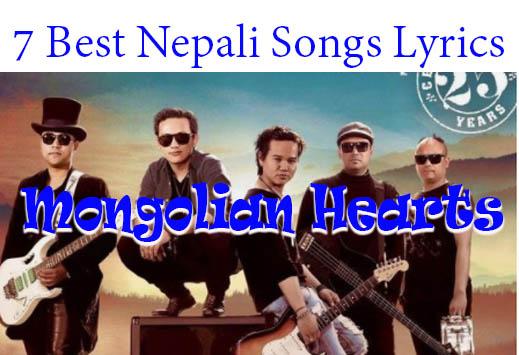 7 Best Nepali Songs Lyrics of Mongolian Hearts