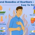 7 Natural Remedies of Heartburn Easy To Try