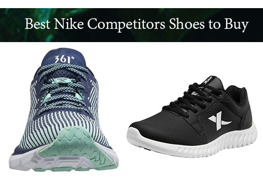 Best Nike competitors Shoes to Buy Locally
