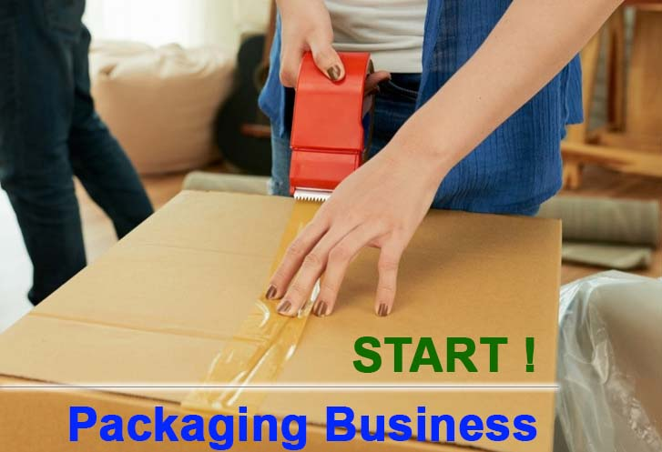 How to start a packaging business