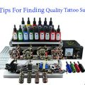 Tips for Finding Quality Tattoo supplies Near Me