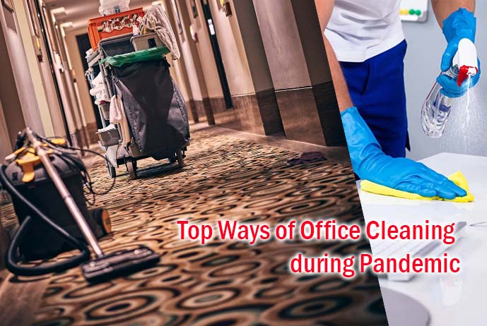 Top Ways of Office Cleaning in Mulgrave during Pandemic
