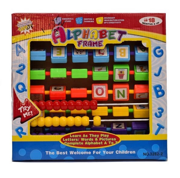 Range of alphabet frame that perfectly match your needs