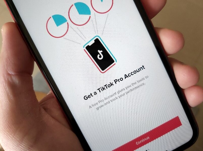 What are the pros and cons of TikTok Pro account