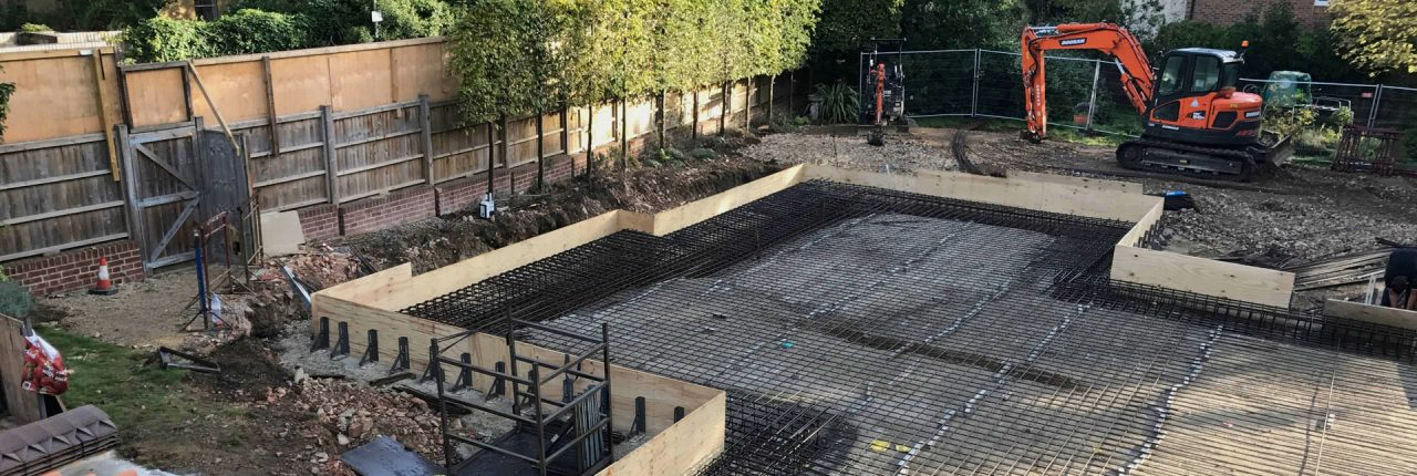 Why Faith and Maxwell Construction gained popularity from all Groundwork Companies In Surrey