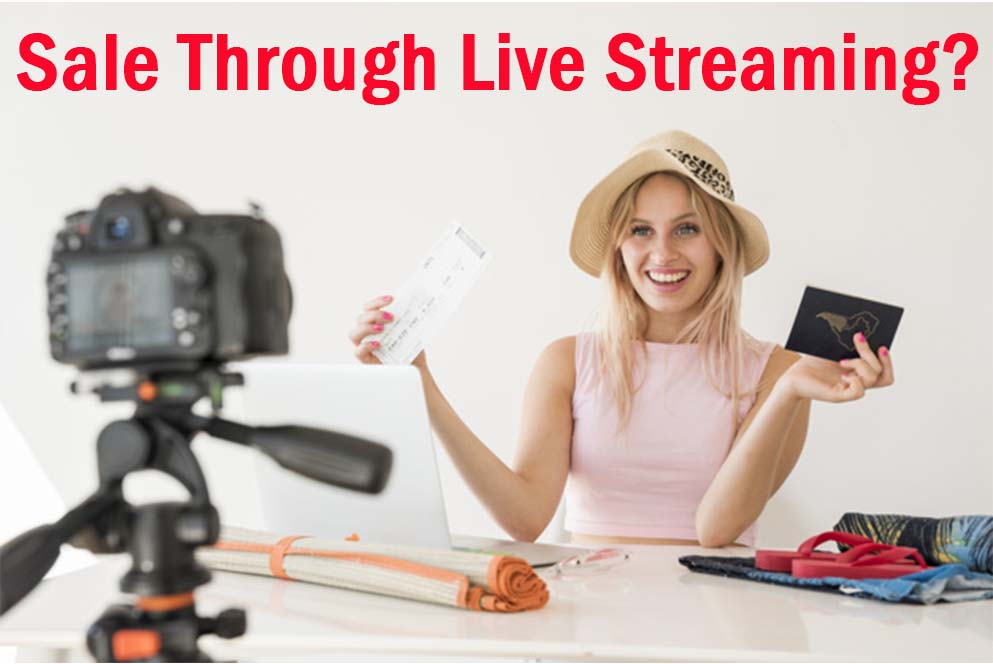 Why brands should sell through Live Streaming