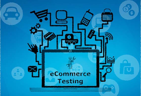eCommerce website testing