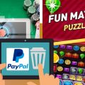 games that pay instantly to a paypal account