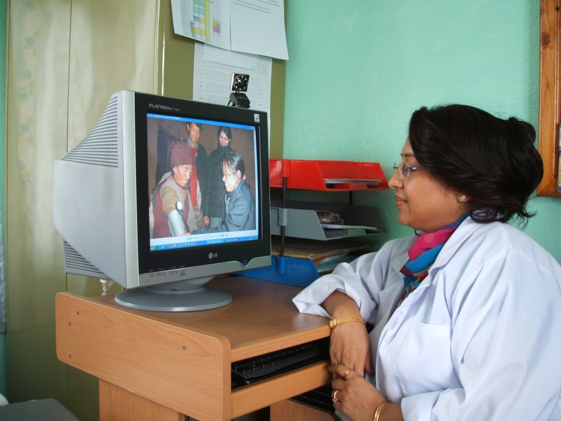 internet consultation system of Nepal -Nepal healthcare system.