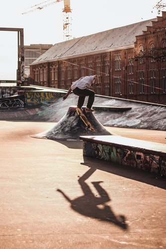 Create Skate Spot la