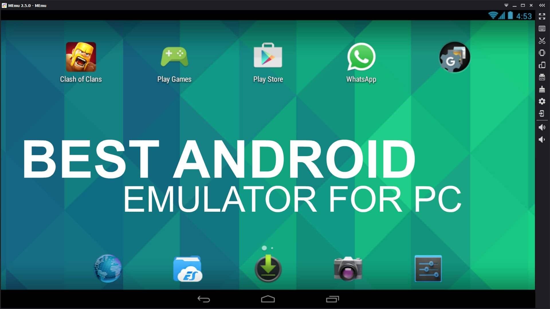 Top Android Emulators Mac and Windows PC