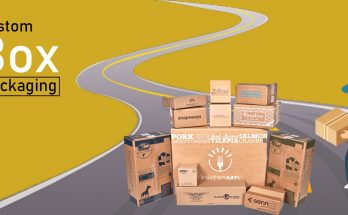 Advantages of Custom Boxes for Packaging Industry