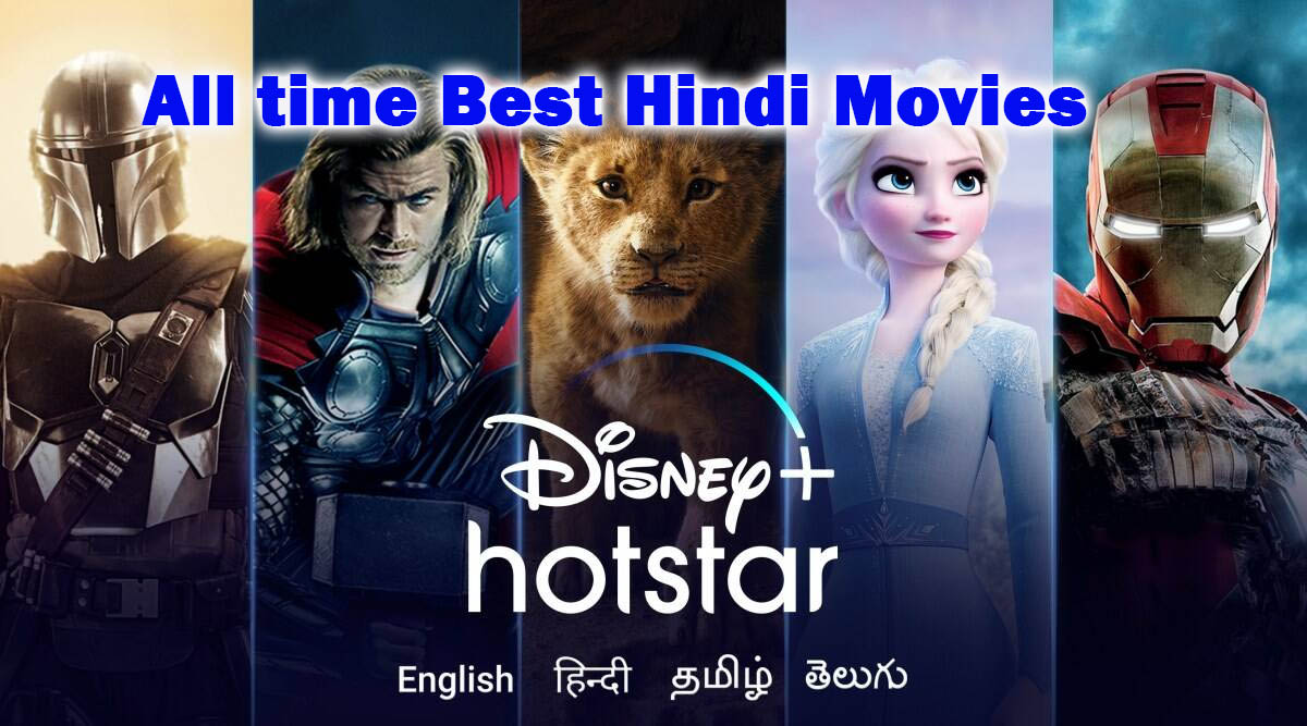 All time Best Hindi Movies on Disney Plus Hotstar
