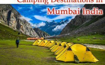 Camping Destinations in Mumbai India