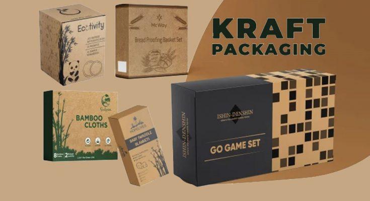 Kraft Packaging the Dynamics of Eco Friendliness