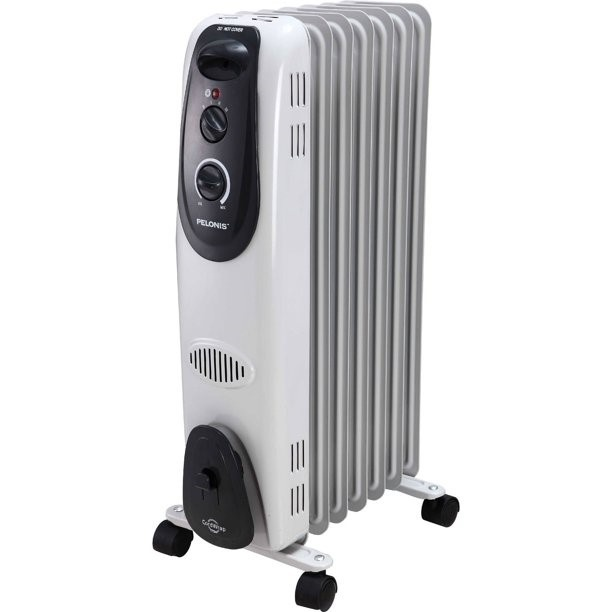 Pelonis Electric W Oil Filled Radiator Heater |Best Oil Heaters