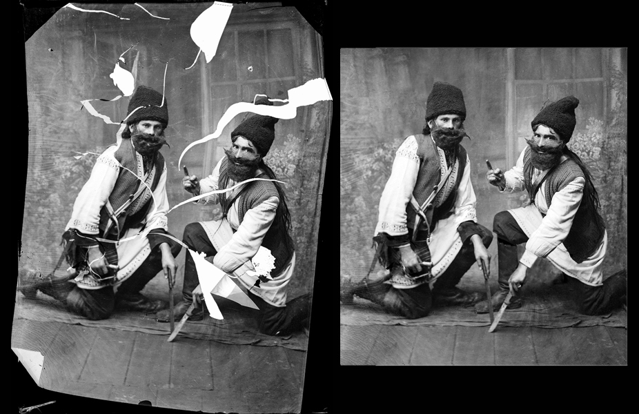 Photo Restoration How to edit photos with photoshop