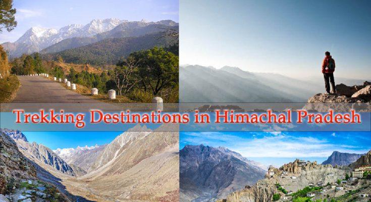 Trekking Destinations in Himachal Pradesh