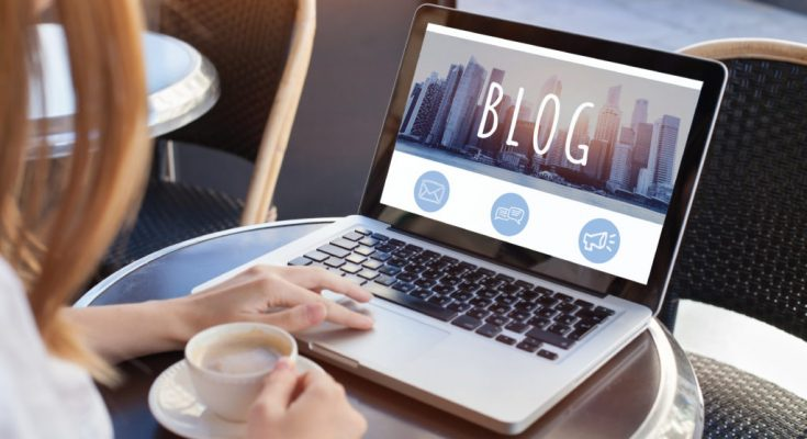 benefits of blog for business