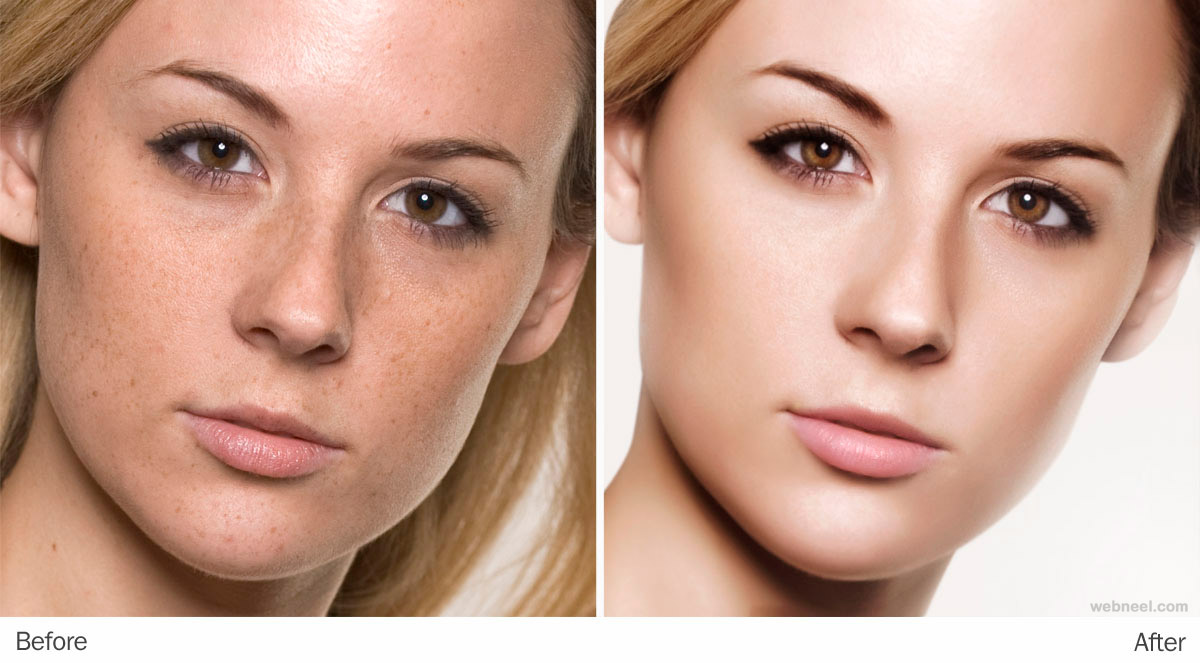 photo retouching tips in photoshop